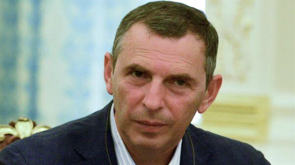 Первый помощник президента Украины Сергей Шефир