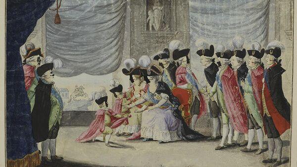 """1751273002 0:32:907:542 600x0 80 0 0 f0c0244659931aa338765e63cbd8c8d0 - В """"Царицыно"""" открылась выставка """"Театрократия. Екатерина II и опера"""""""