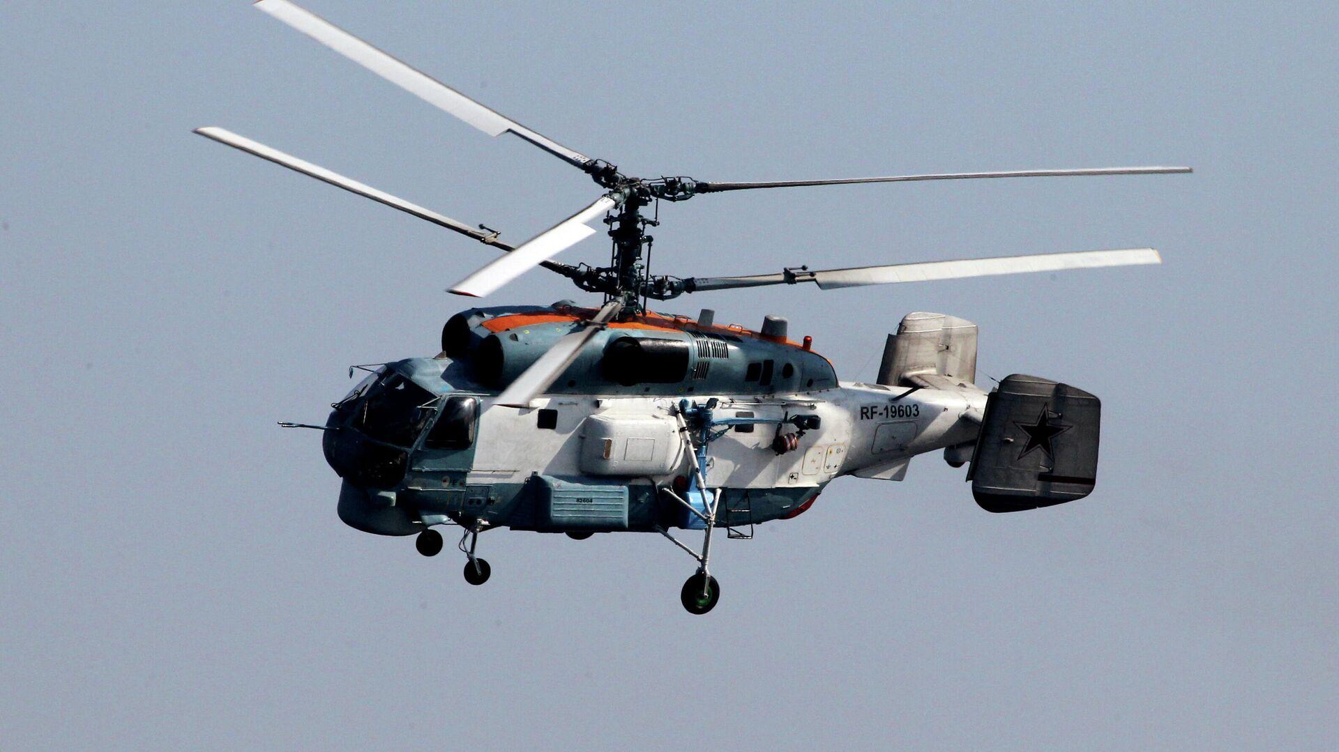 На Камчатке нашли тела всех членов экипажа упавшего вертолета Ка-27