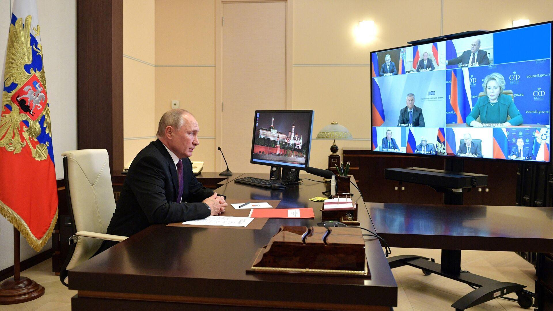 1751637563 0:128:3185:1920 1920x0 80 0 0 da989ff20d5a6cba027eac380d4231f5 - Путин: значительная часть резервного фонда уже находится в работе