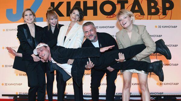 Премьера фильма Капитан Волконогов бежал в рамках открытого российского кинофестиваля Кинотавр