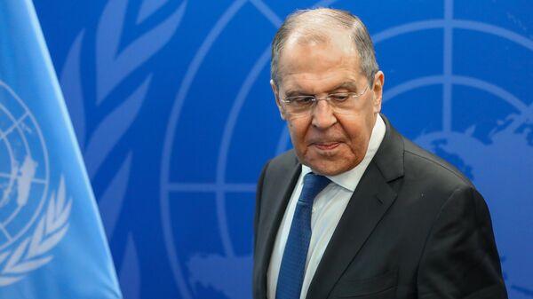 Лавров призвал США отказаться от переделывания других стран