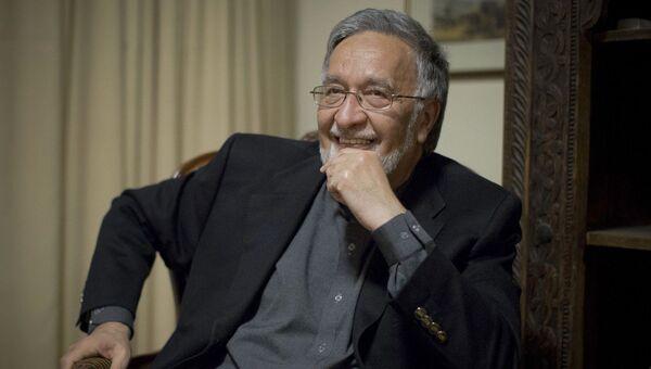Афганский политик, бывший министр иностранных дел Афганистана Залмай Рассул