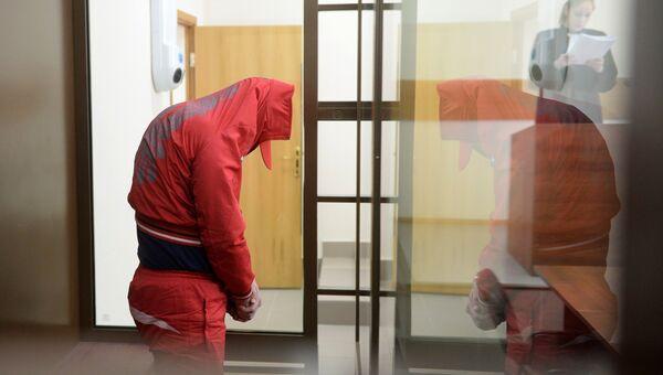 Арест Дмитрия Трубникова. Фото с места события
