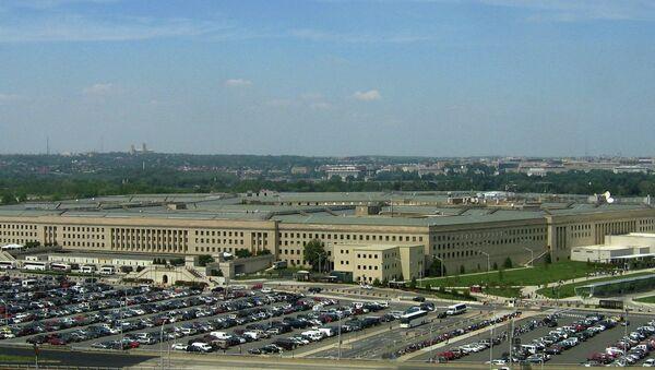 Пентагон. Архивное фото.