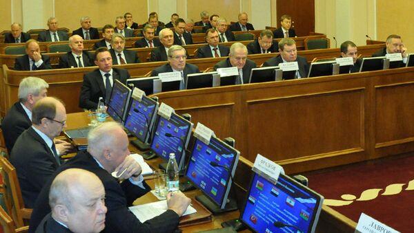 Заседание Национального антитеррористического комитета (НАК) под руководством А.В. Бортникова