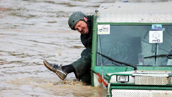Автоспорт. RainForest Challenge Russia - 2014