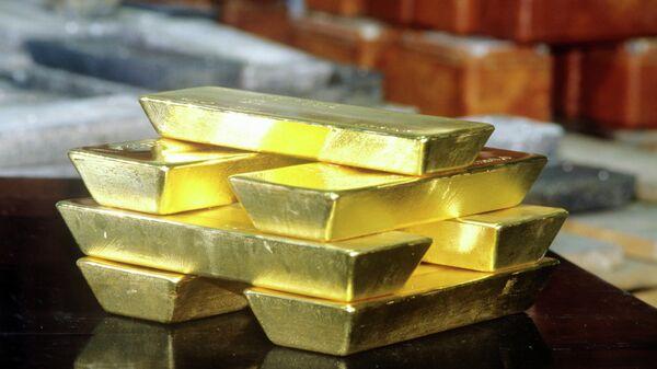 Daily Express назвала закупки золота Россией