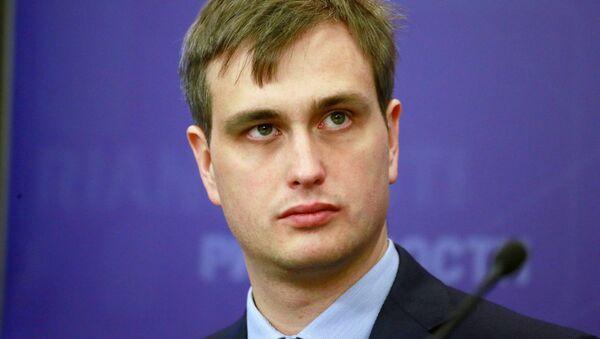 Директор Евразийского коммуникационного центра кандидат исторических наук Алексей Пилько