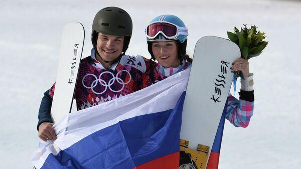 Олимпиада 2014. Сноуборд. Женщины. Параллельный гигантский слалом