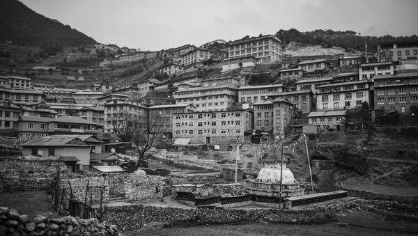 Страны мира. Непал. Архивное фото