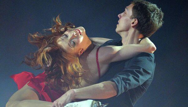 Екатерина Боброва и Дмитрий Соловьёв. Архивное фото