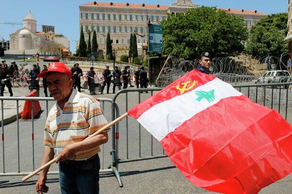 Первое мая в Бейруте, Ливан