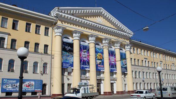 Томский университет систем управления и радиоэлектроники, архивное фото