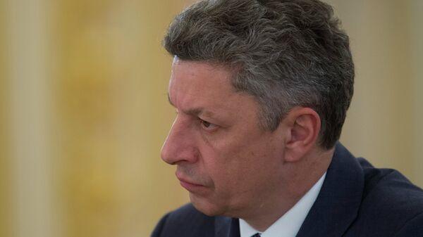 Юрий Бойко. Архивное фото