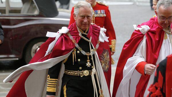 Принц Уэльский Чарльз, архивное фото