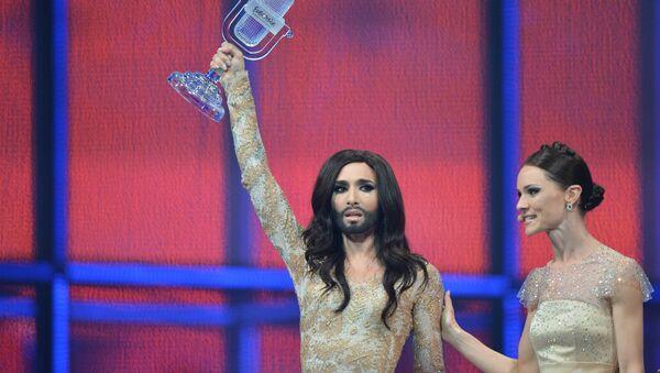 Финал международного конкурса песни Евровидение-2014. Архивное фото