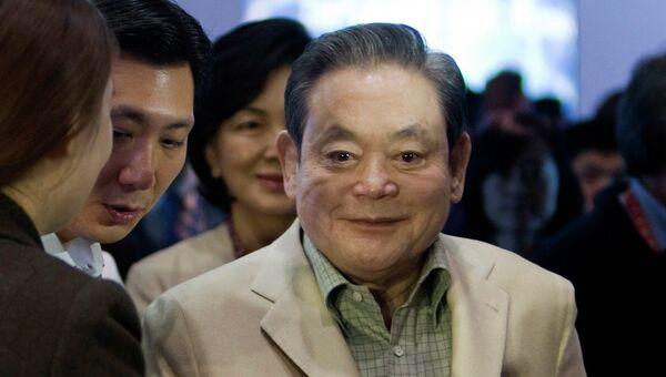 Глава Samsung Group Ли Кун Хи