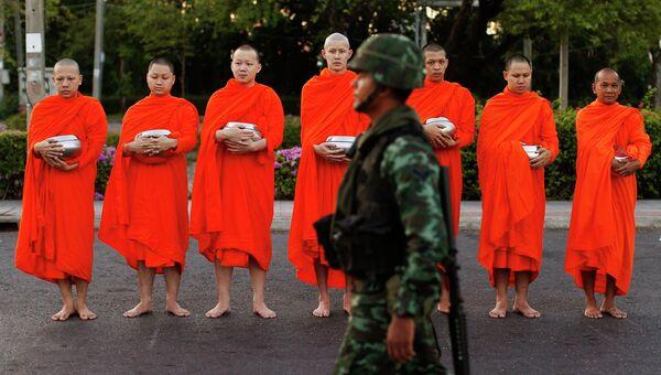 Ситуация в Бангкоке. 23 мая 2014