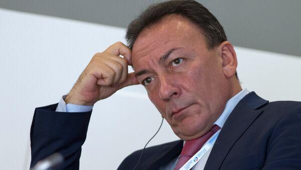 Президент Российского Зернового Союза Аркадий Злочевский. Архивное фото