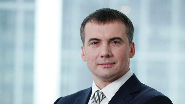 Старший вице-президент ВТБ Михаил Якунин