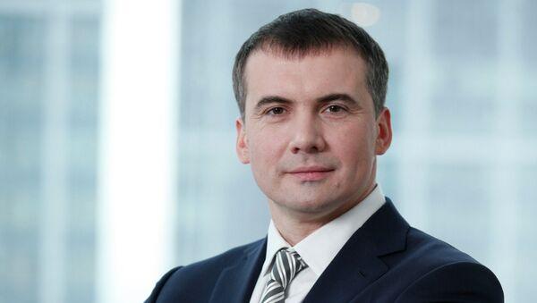Старший вице-президент ВТБ Михаил Якунин. Архивное фото