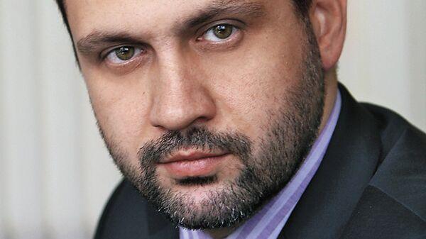 Владимир Легойда, председатель Синодального информационного отдела Московского патриархата. Архивное фото