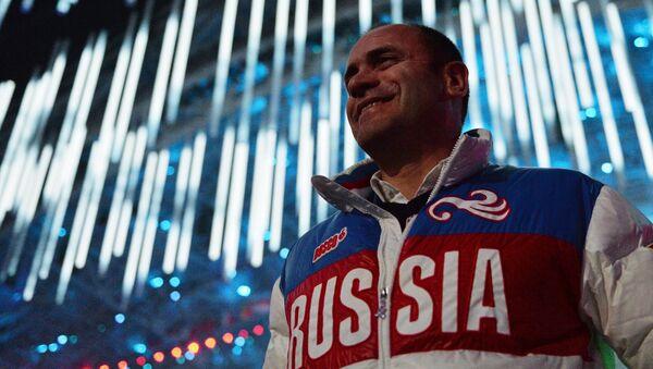 Алексей Кравцов, архивное фото