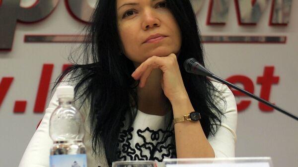 Виктория Сюмар. Архивное фото