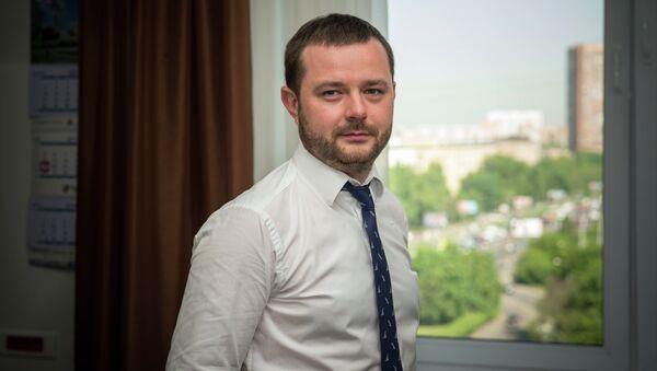 Вице-президент по развитию НИАЭП-АСЭ Иван Борисов. Архивное фото