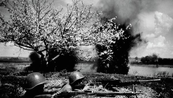 Великая Отечественная война, архивное фото