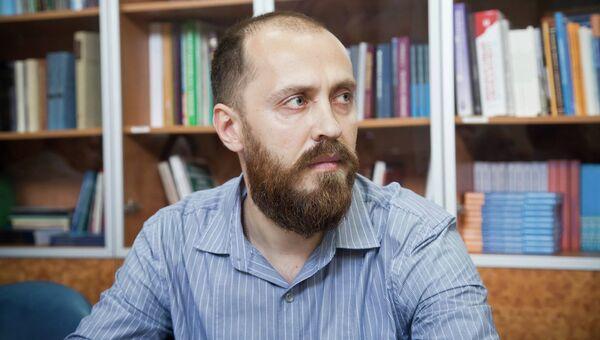Политолог Леонид Савин