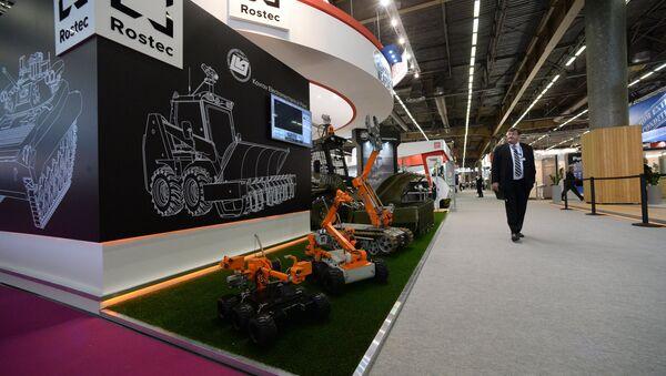 Международная выставка вооружений и военной техники Eurosatory 2014. День второй