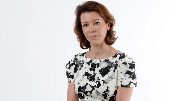 Руководитель Центра международной журналистики и исследований Вероника Крашенинникова