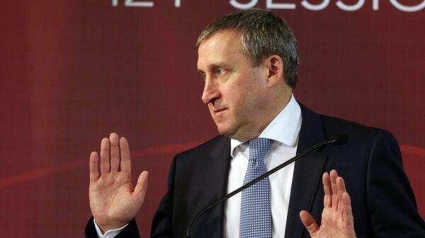 Бывший исполняющий обязанности главы МИД Украины Андрей Дещица