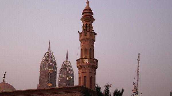 Рамадан в Дубае. Архивное фото