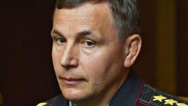 Генерал-полковник Валерий Гелетей
