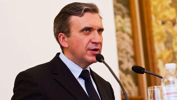 Министр экономического развития и торговли Украины Павел Шеремета