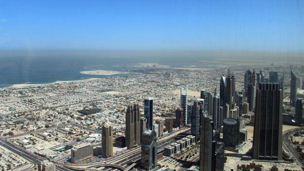 Город Дубай. Архивное фото