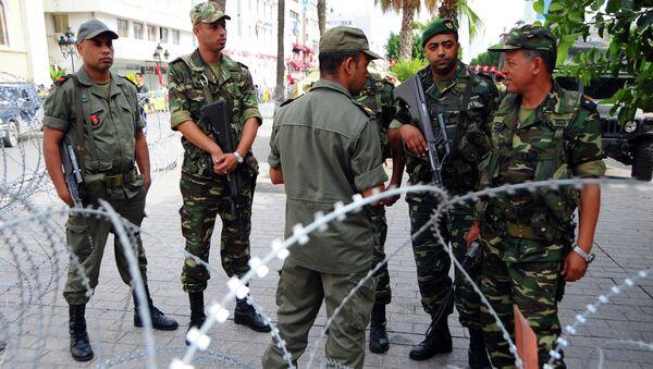 Вооруженные силы Туниса. Архивное фото