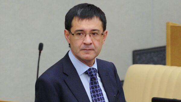 Первый заместитель председателя комитета Госдумы по энергетике Валерий Селезнев