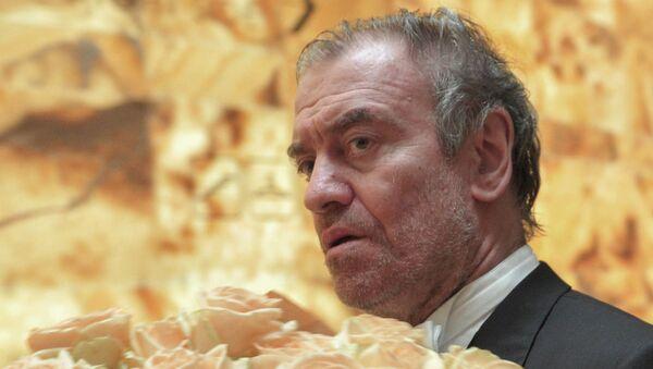 Художественный руководитель Мариинского театра, дирижер Валерий Гергиев, архивное фото.