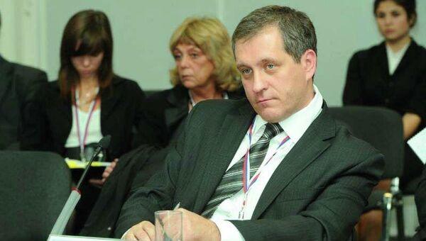 Политолог Борис Межуев