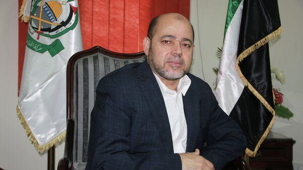 Замглавы политбюро ХАМАС Муса Абу Марзук