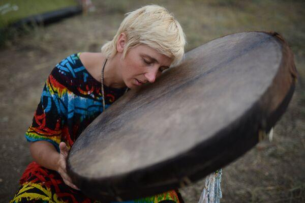 Международный фестиваль Зов 13-ти шаманов