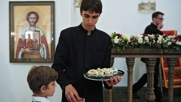Жизнь гимназии Троице-Сергиева Варницкого монастыря в Ростове
