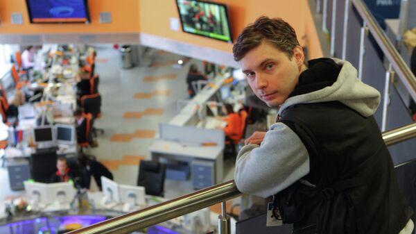 Специальный фотокорреспондент МИА Россия сегодня Андрей Стенин. Архив
