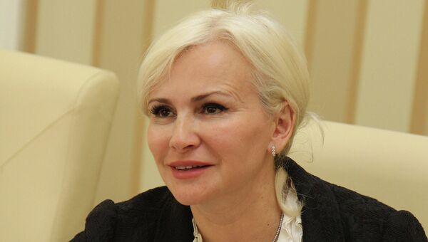 Сенатор Ольга Ковитиди. Архивное фото