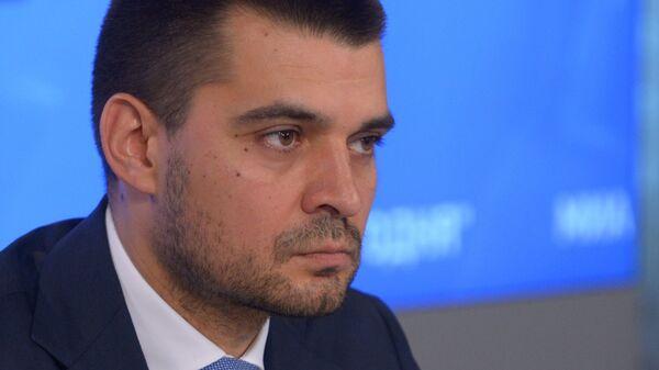 Член Совета Федерации Сергей Мамедов
