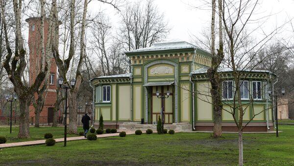 Усадьба Любимовка в Московской области